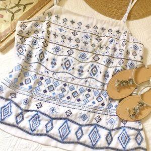 NWT WHBM Embellished Cami Top